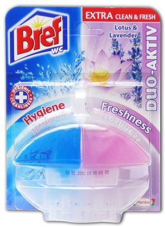 Bref WC blue aktiv Fresh Flowers 50 g