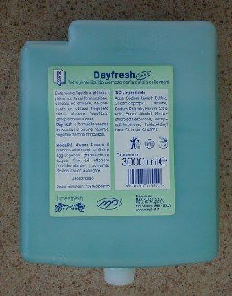 Tekuté mydlo Dayfresh cartidge 3 l